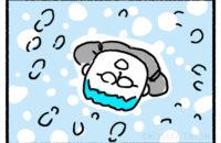 【マンガ】三鷹で雪と僕