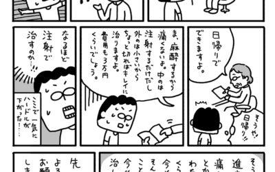 【闘痔の記録】第十四話 決断