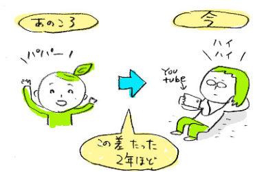 ラフ公開「アニバーサリーロゴ」