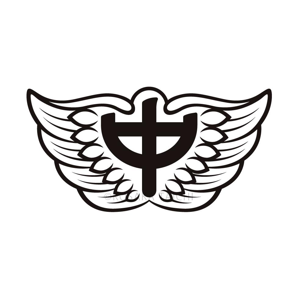 中学校 校章リデザイン